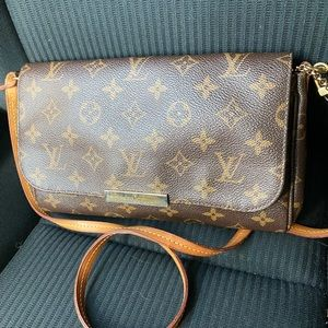 Authentic Louis Vuitton Favorite MM
